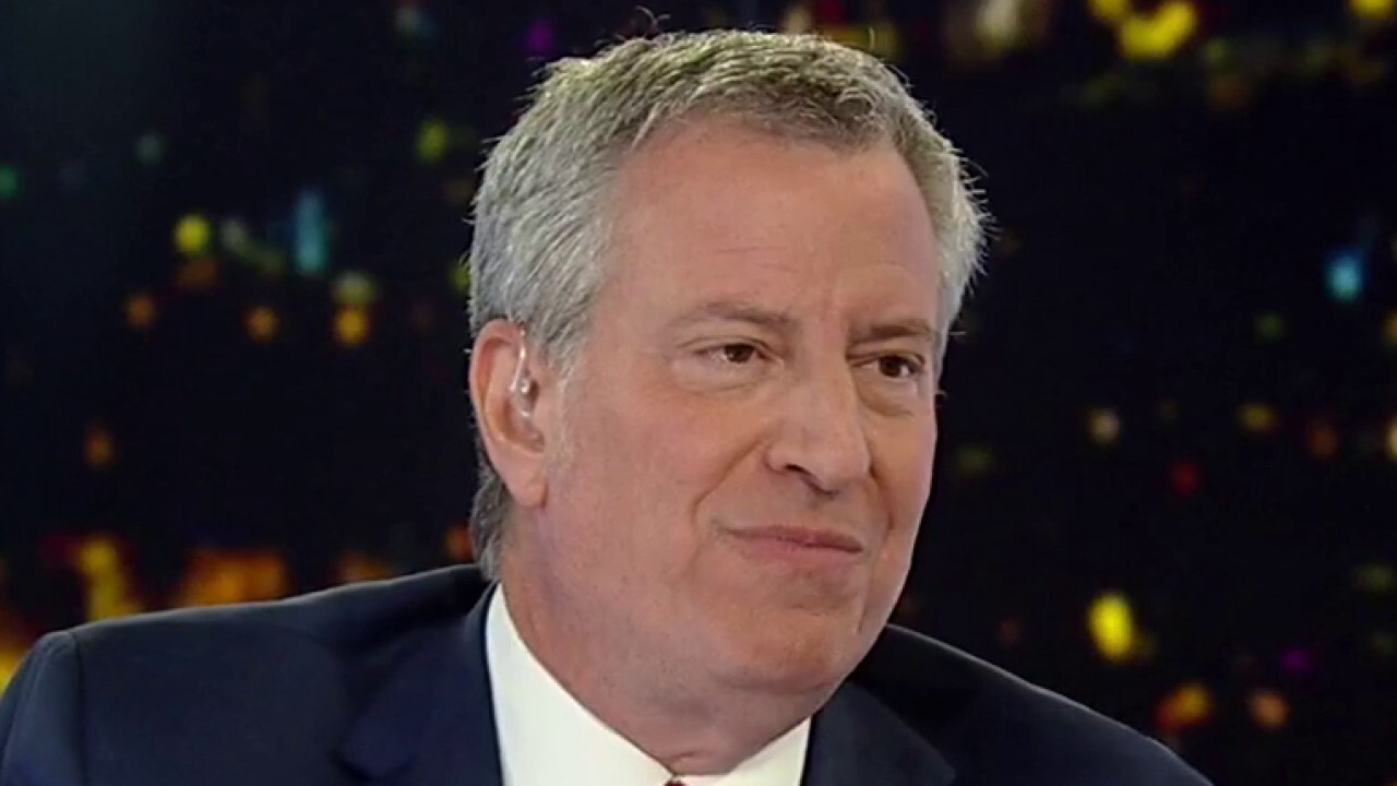 Bill de Blasio on Bloomberg's stop-and-frisk comments: He's out of touch with his city