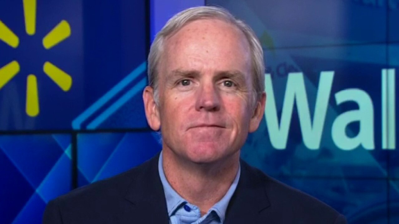 Walmart executive vice president Dan Bartlett discusses the state of the economy amid the coronavirus pandemic on Fox News' 'The Daily Briefing.'
