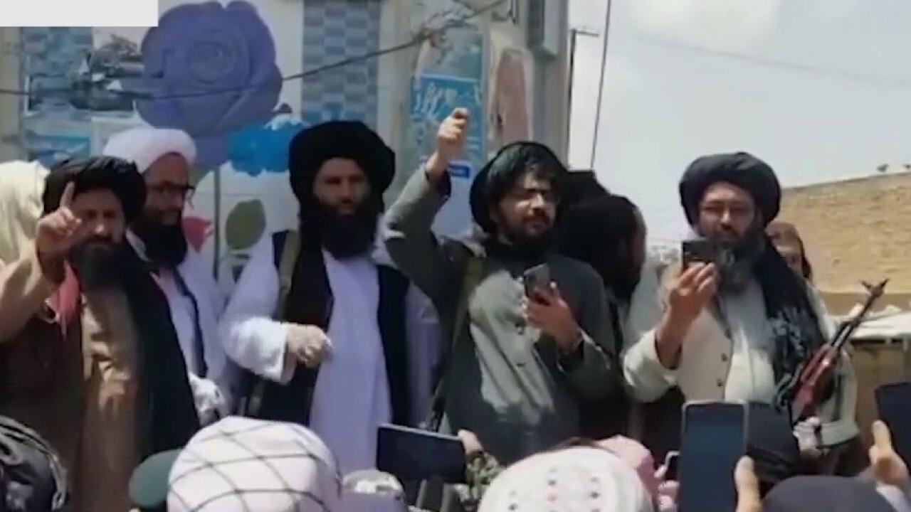 Biden braces for Afghan setback amid Taliban surge