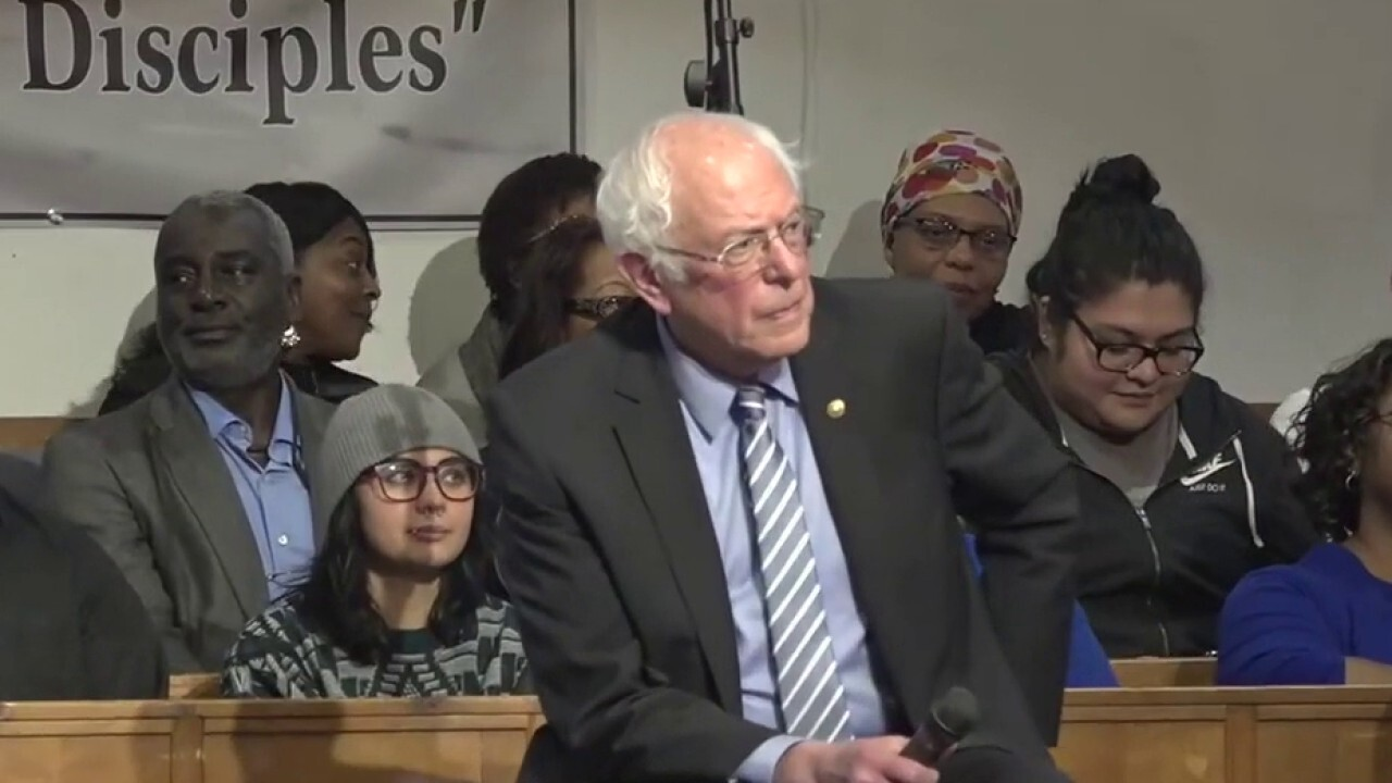 Fox Poll: Sanders leads with Democrats who want change