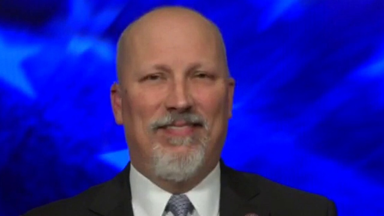 Rep. Chip Roy: 'Right now, we're in a cold Civil War'