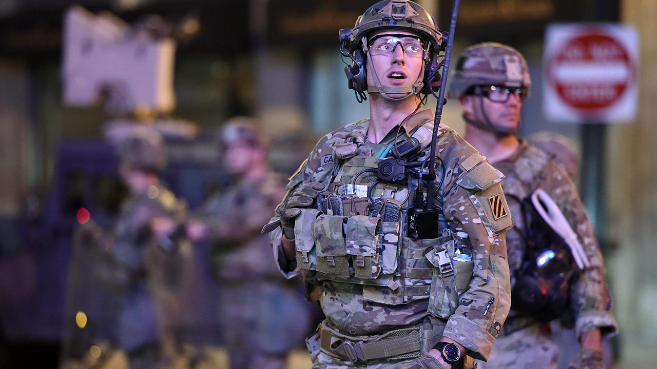 President Trump urges NYC to bring in the National Guard