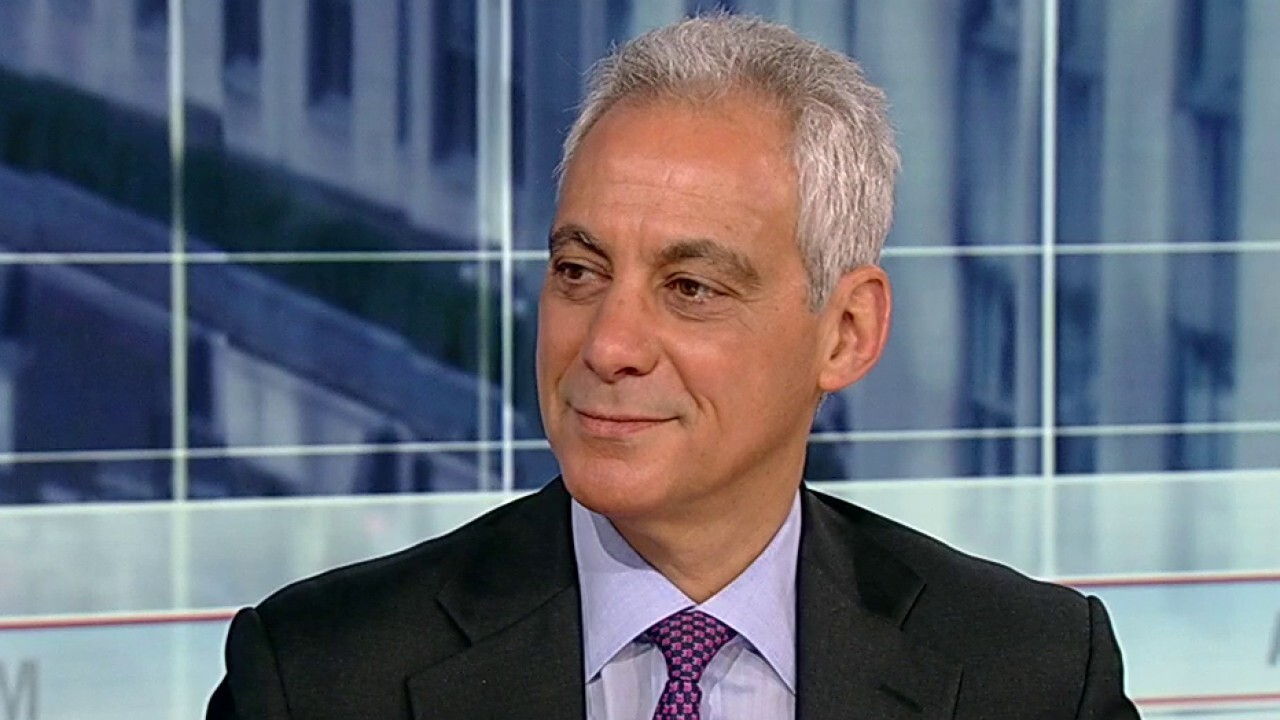 Rahm Emanuel: Attacking Obama is not the way to the Democrat nomination