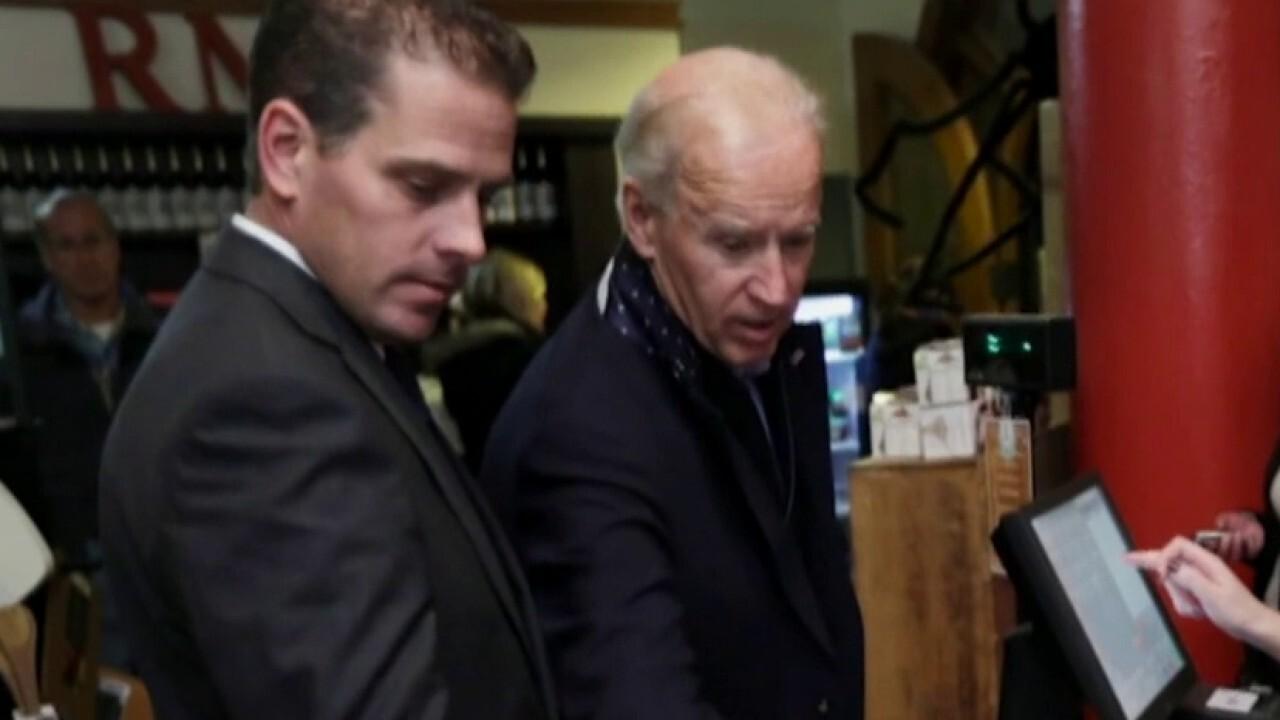 Ex-intel officials stand by Hunter Biden defense letter despite confirmation of federal probe