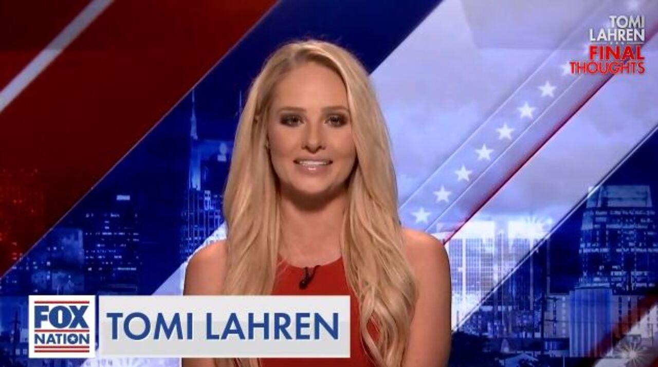 Tomi Lahren slams Kamala Harris for not visiting the southern border