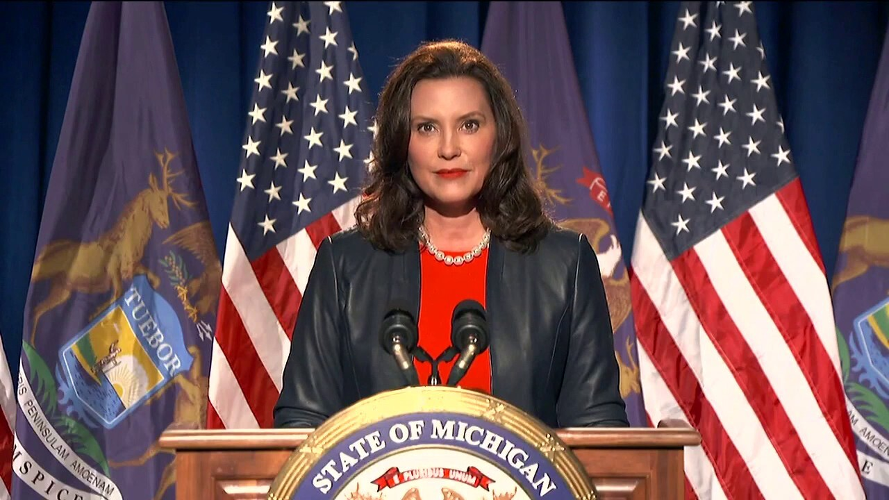 Gov. Gretchen Whitmer says science will drive a Biden administration's response to coronavirus