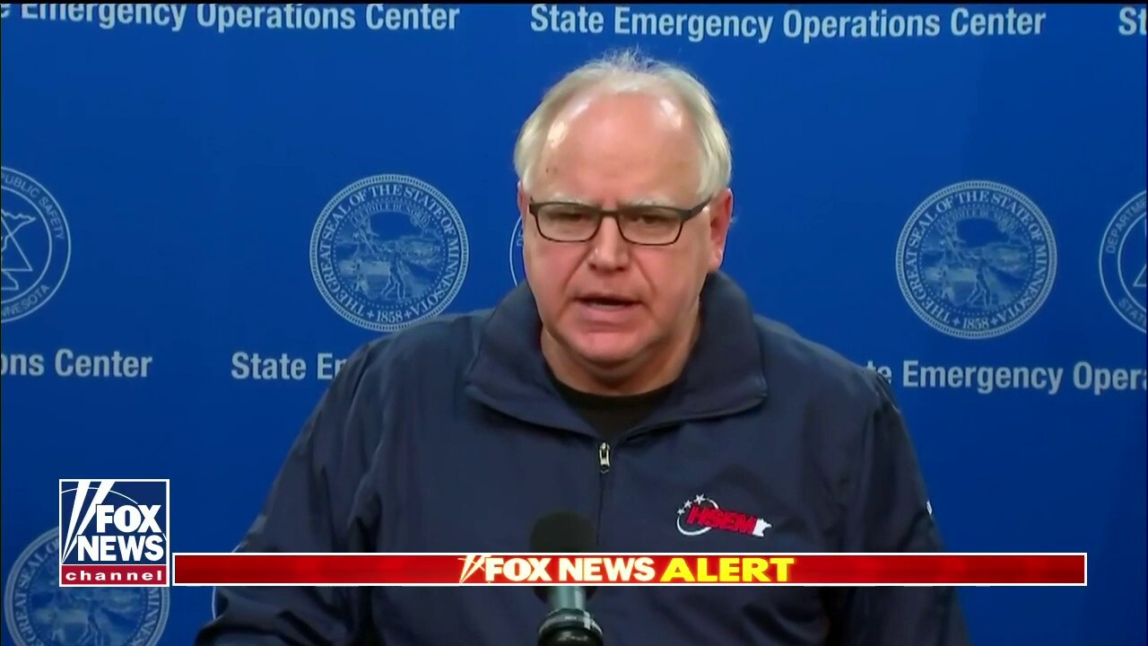 Gov. Tim Walz calls situation in Minneapolis incredibly dangerous, tells rioters to go home