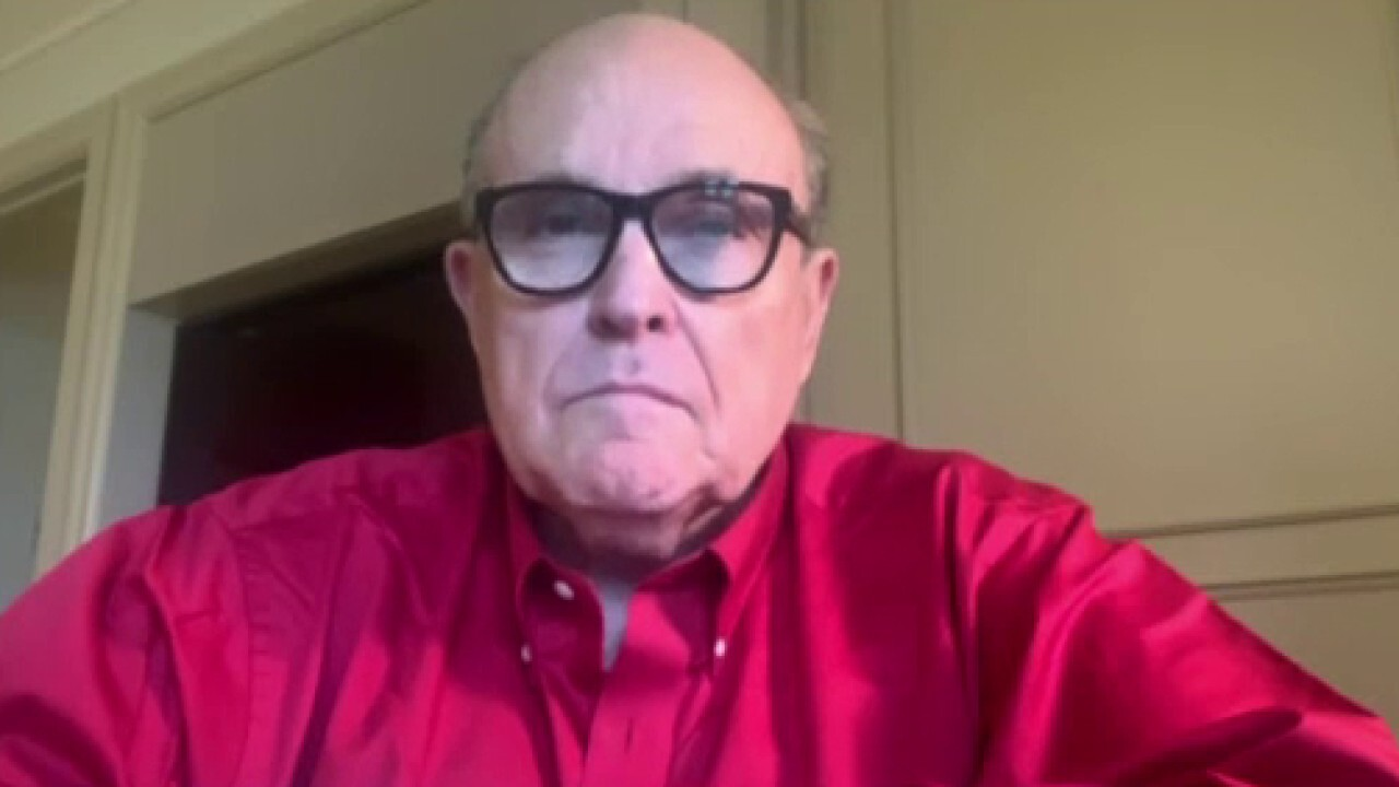 Rudy Giuliani on Trump election fight: We have '1,000 affidavits from witnesses in 6 different states'