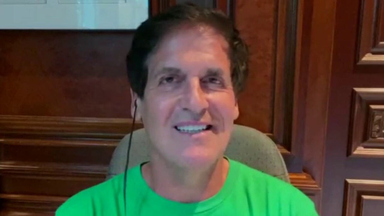 Mark Cuban: Economy could get worse if $1,000 household plan isn't passed