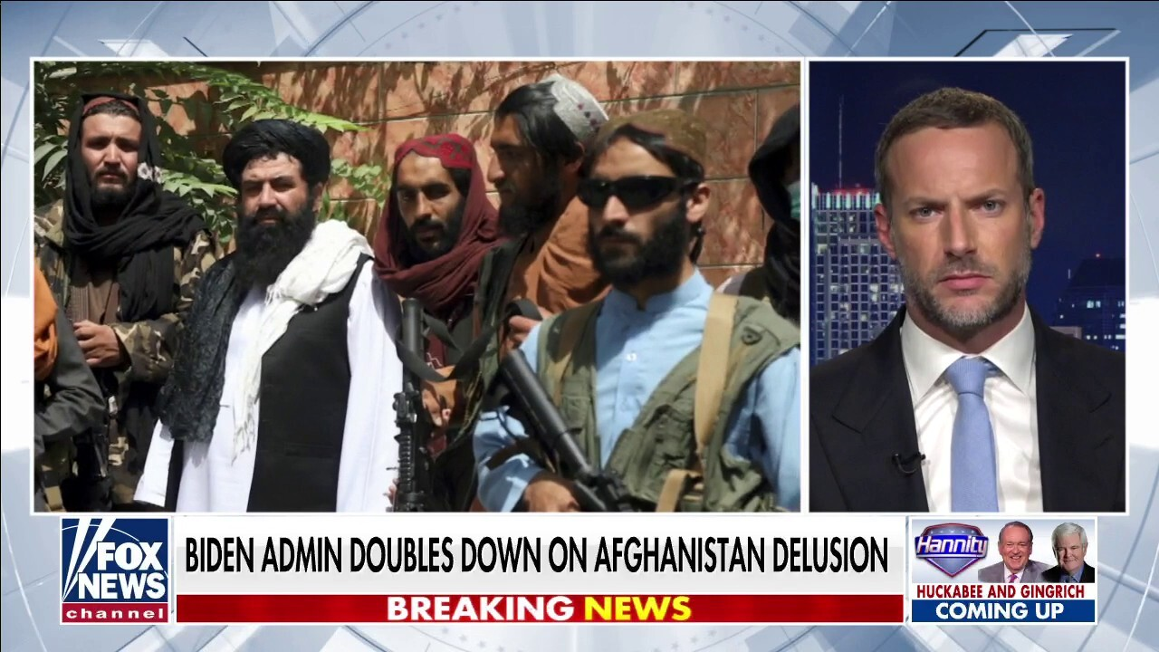 Man who negotiated with the Taliban: We are American, we don't leave with our tail between our legs