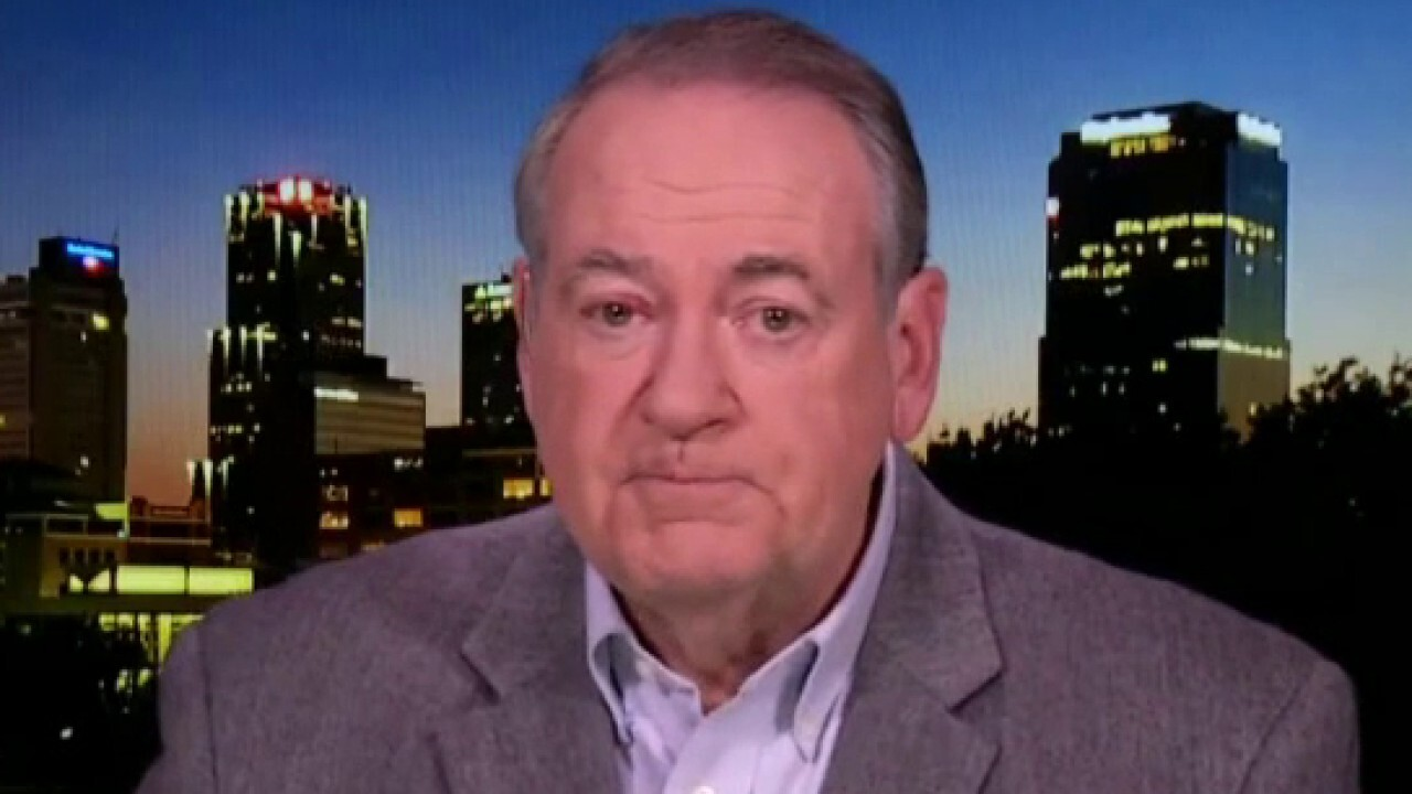 Huckabee: 'I'd love to see some Democrats' demand a 'full accounting' of election results