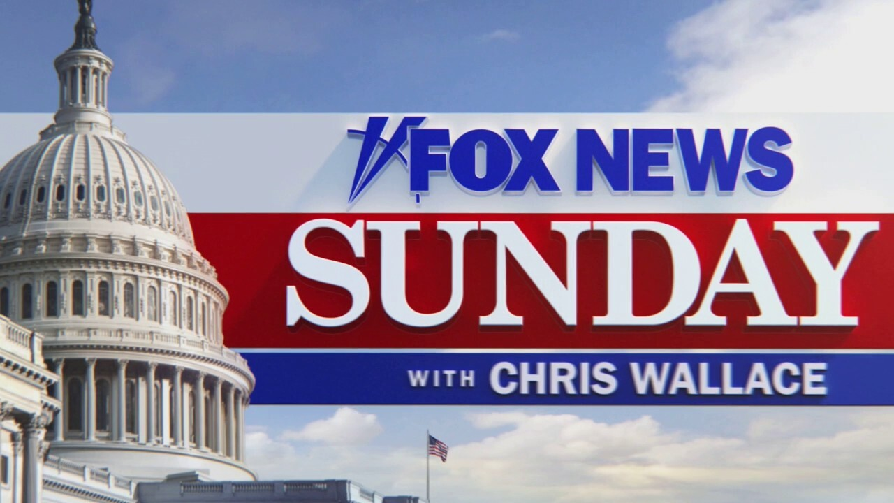 Coming up on 'Fox News Sunday': May 2