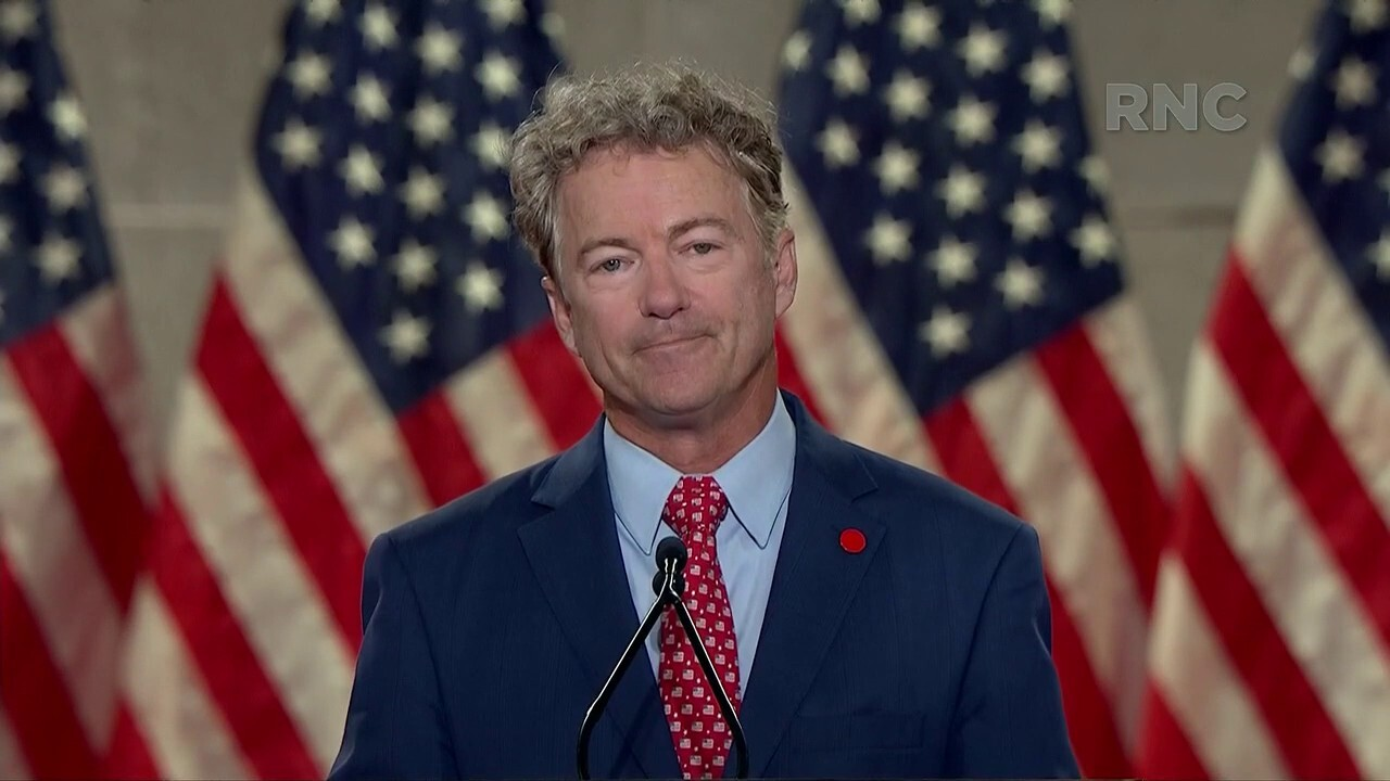 Sen. Rand Paul: Trump is the first president in a generation to seek to end war rather than start one