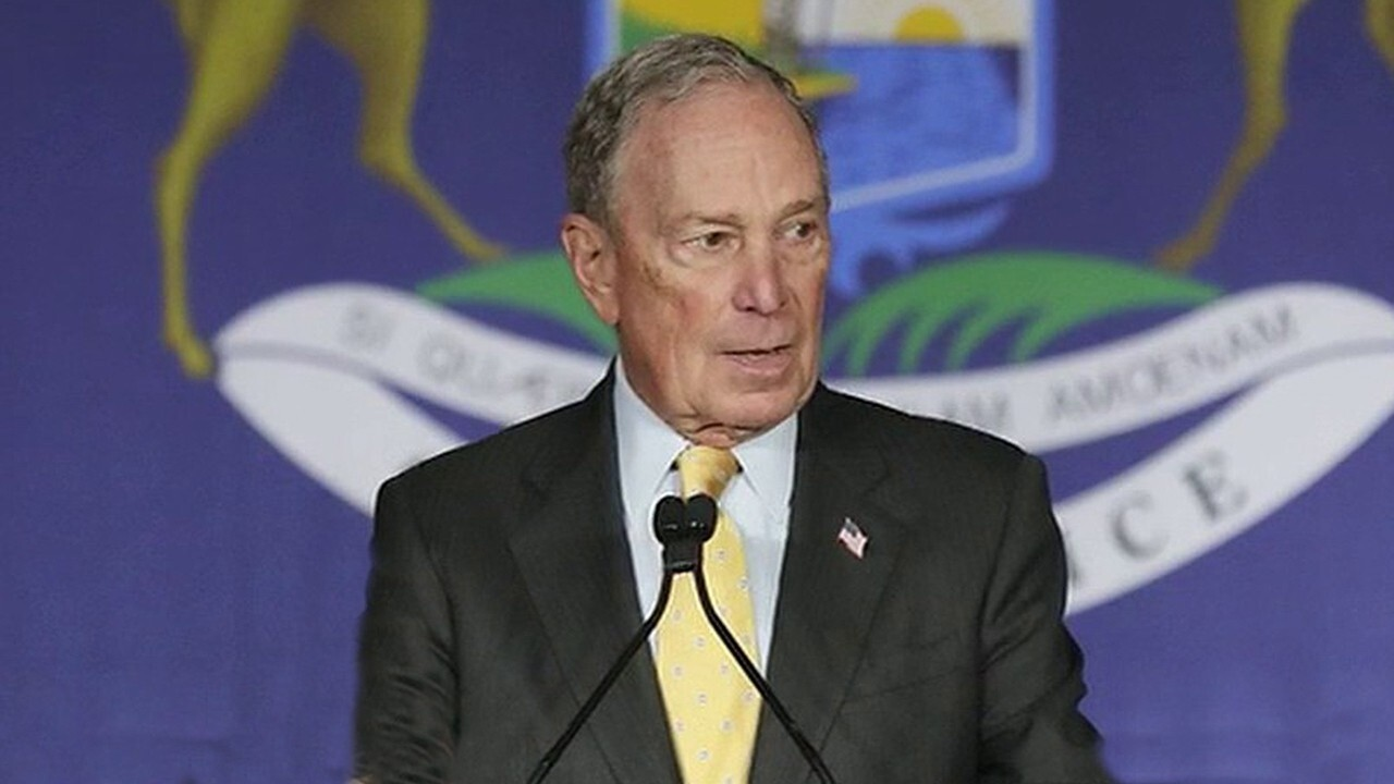 Bloomberg under fire for 'stop and frisk' recording; could this doom his campaign?
