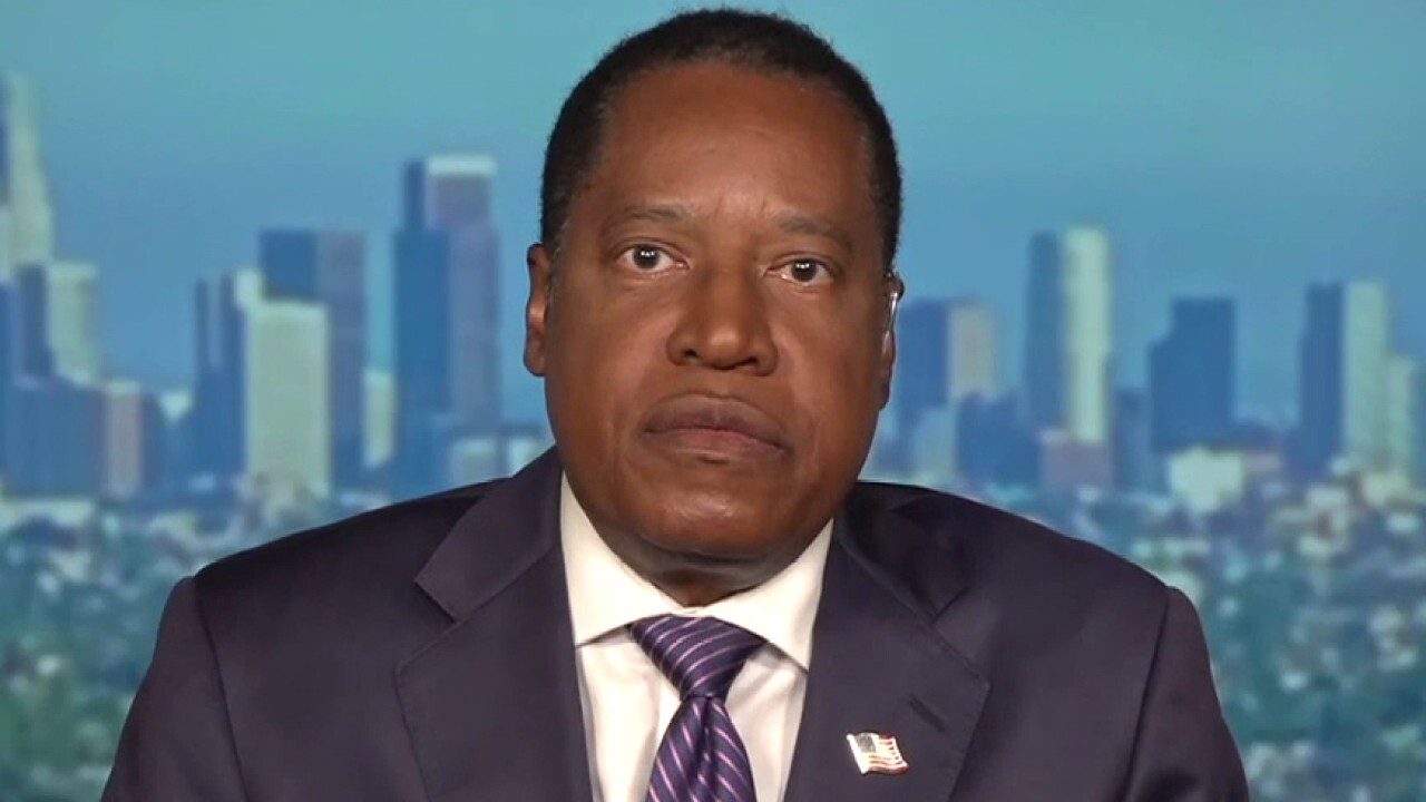 Larry Elder hits back at critics as California voters head to polls