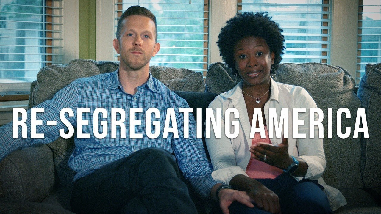 Interracial Couple Fights Critical Race Theory: 'Are We Both the Oppressor and Oppressed?'