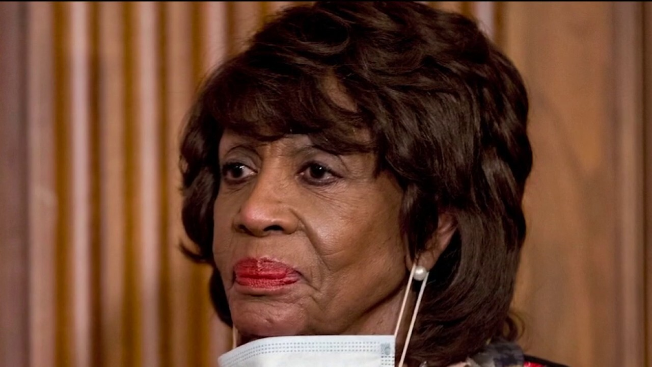 Democrats block motion to censure Maxine Waters for protest remarks