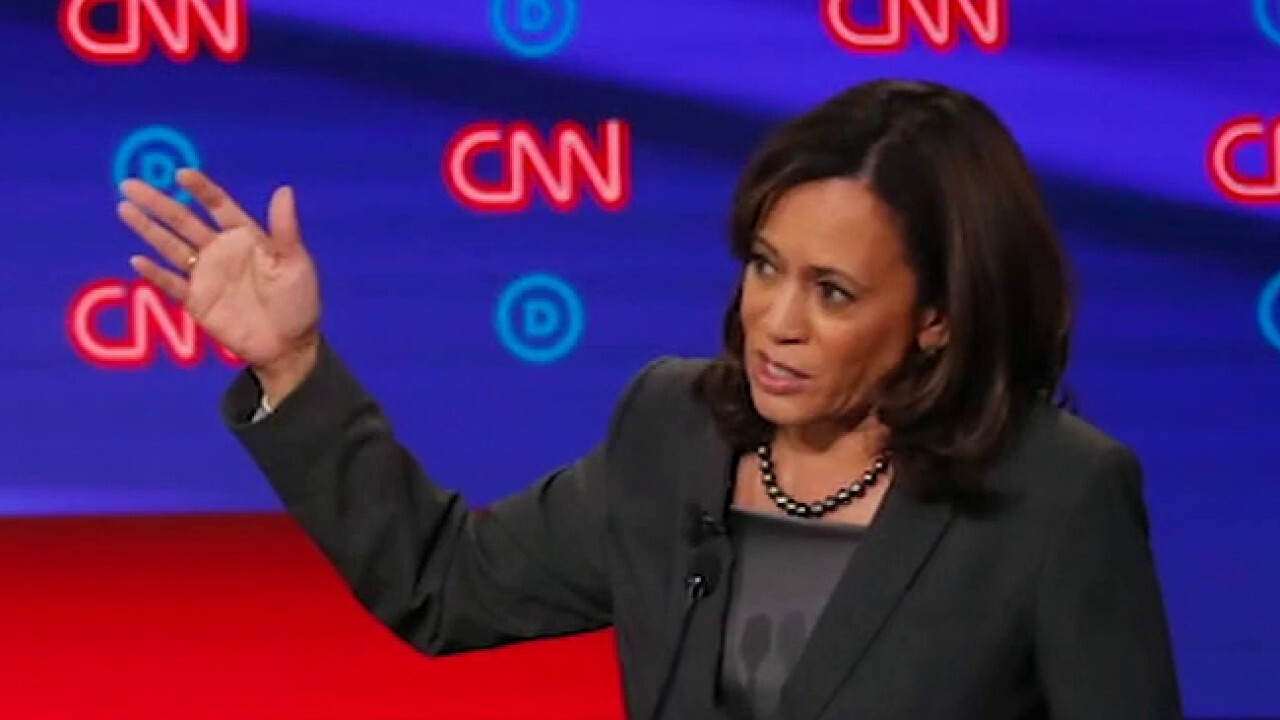 What does Kamala Harris on the Democrat ticket mean for the economy?