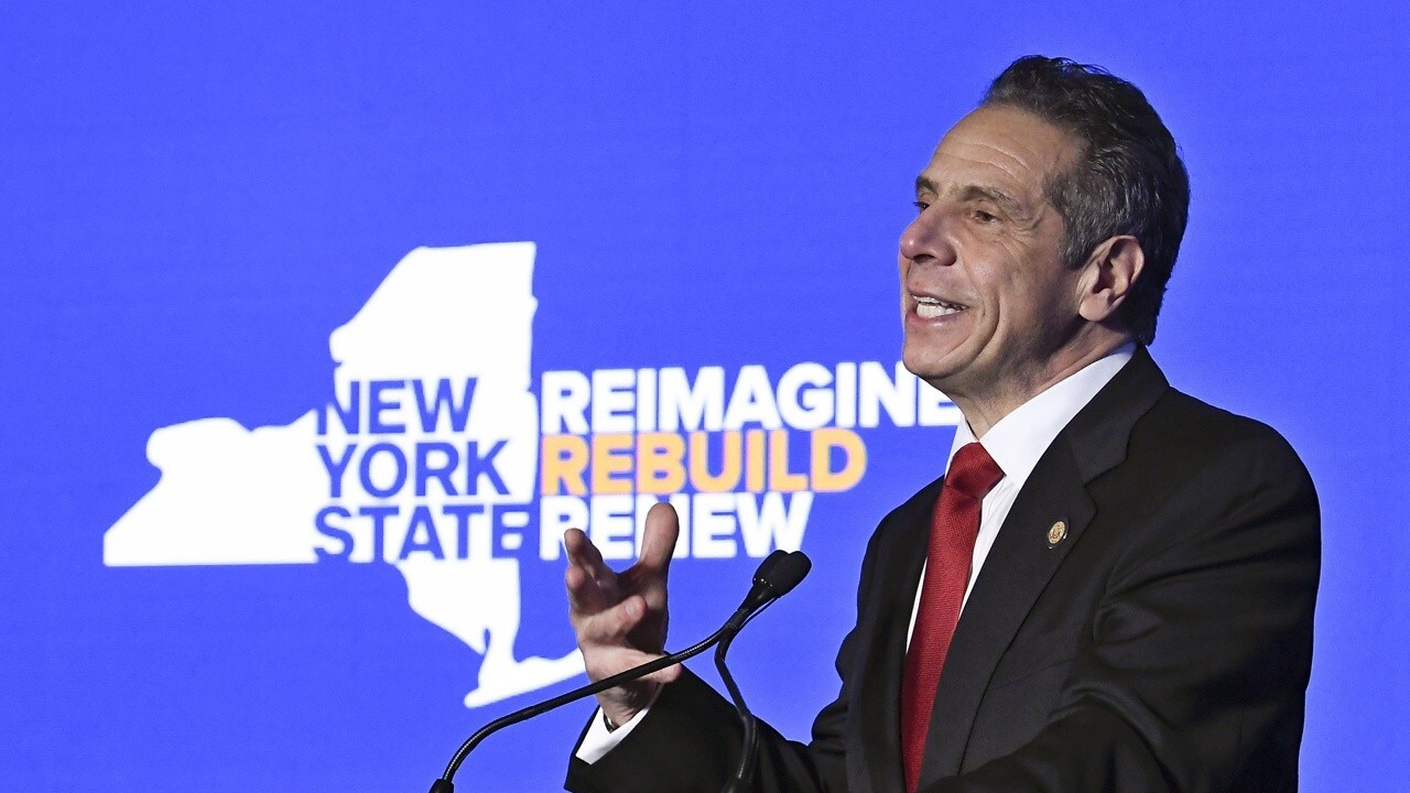 Cuomo decries 'assault on New York taxpayers' as governor plans 6B in new infrastructure developments