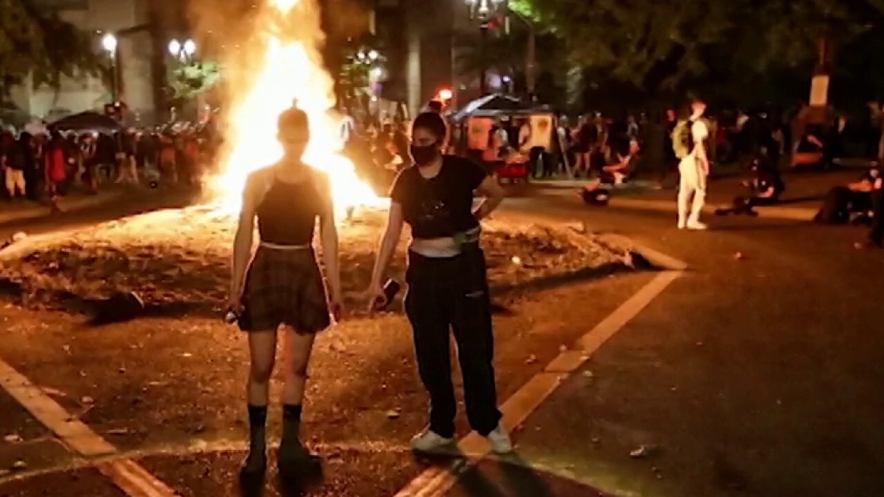 Portland business owner on protests turning violent: Not the right year for tourism