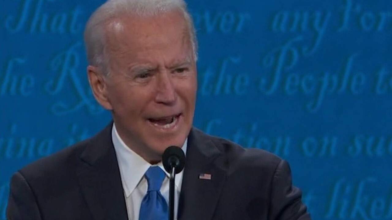 Joe Biden denies claims he accepted money from foreign sources