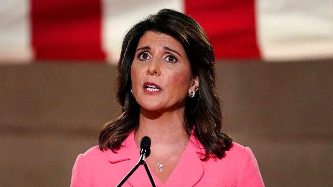 Nikki Haley: 2020 is the year socialism went mainstream
