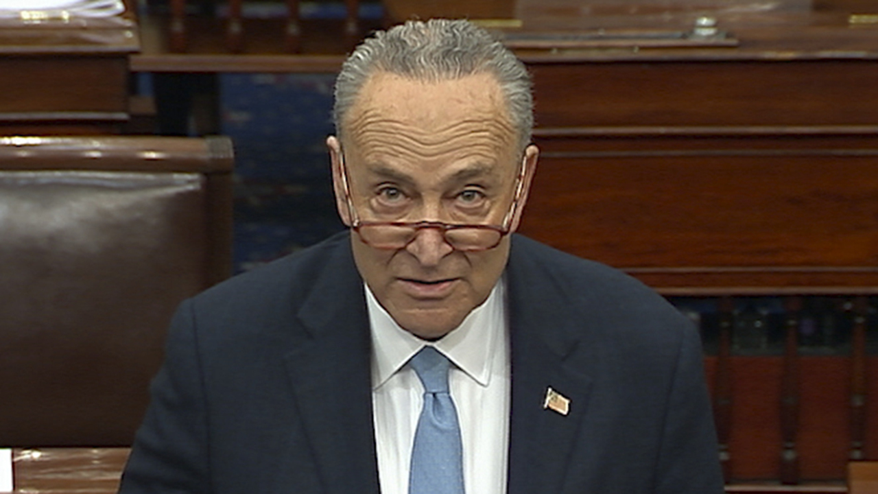 Schumer walks back comments that justices will 'pay the price' for wrong decisions