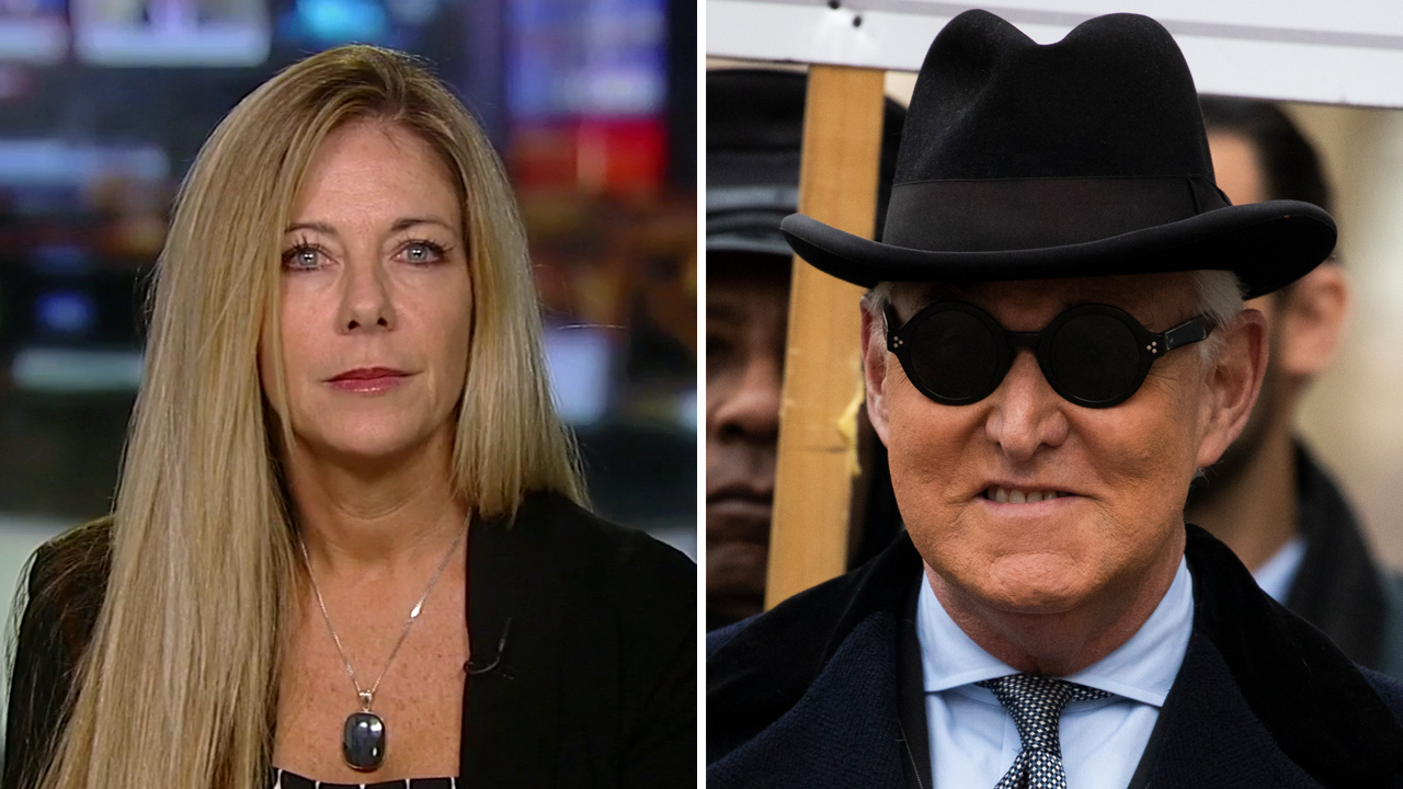Exclusive: Roger Stone's stepdaughter: Our 'family is being destroyed'