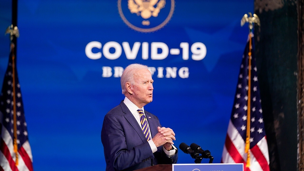 Biden transition team under scrutiny for lack of access to the media