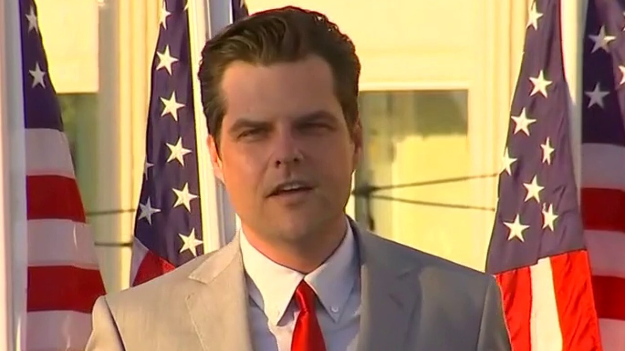 Matt Gaetz plans to target CNN attack ad after network staffer admitted rep is 'problem' for Democrats – Fox News