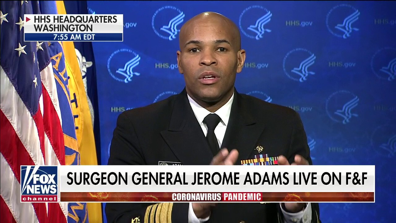 Surgeon General: Is President Trump's 15 day COVID-19 initiative working?