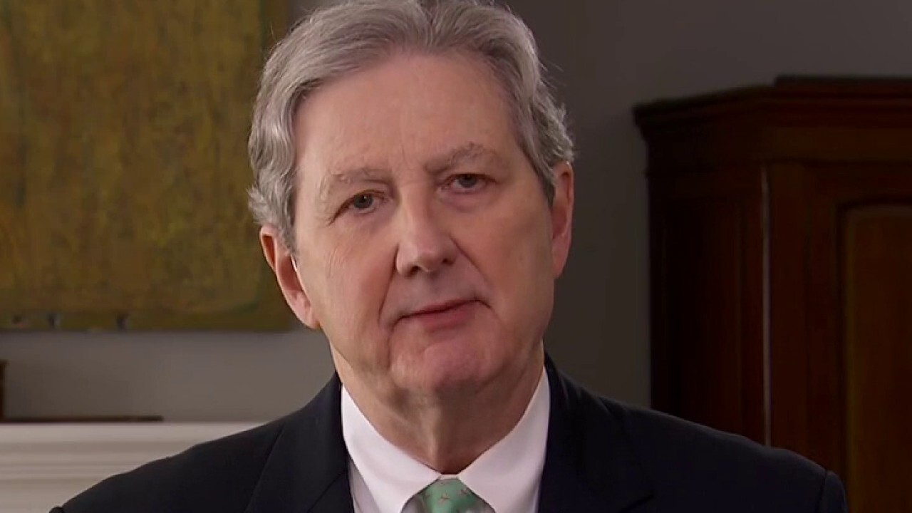 Sen. Kennedy: China's Communist Party is comprised of outlaws, bullies