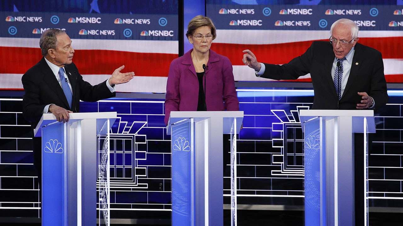 Did Democrats miss the mark on the debate stage in Las Vegas?