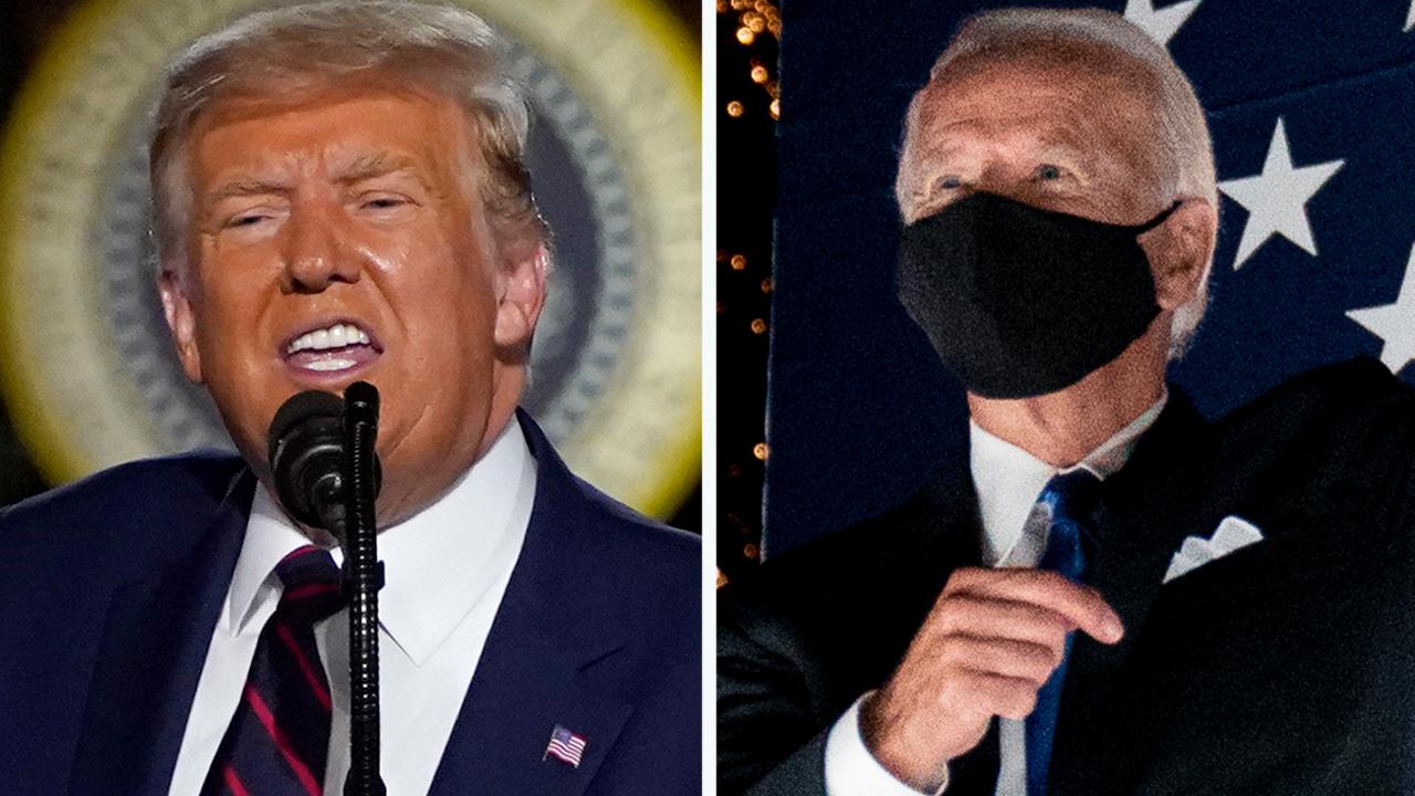 Trump calls Biden a 'Trojan horse for socialism'