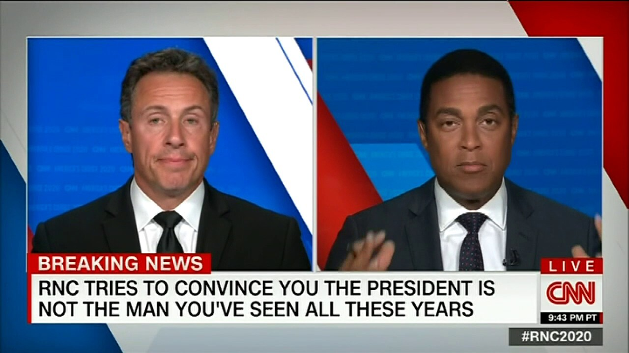 CNN's Don Lemon attacks Trump supporters: It's not Donald Trump's issue, it's yours