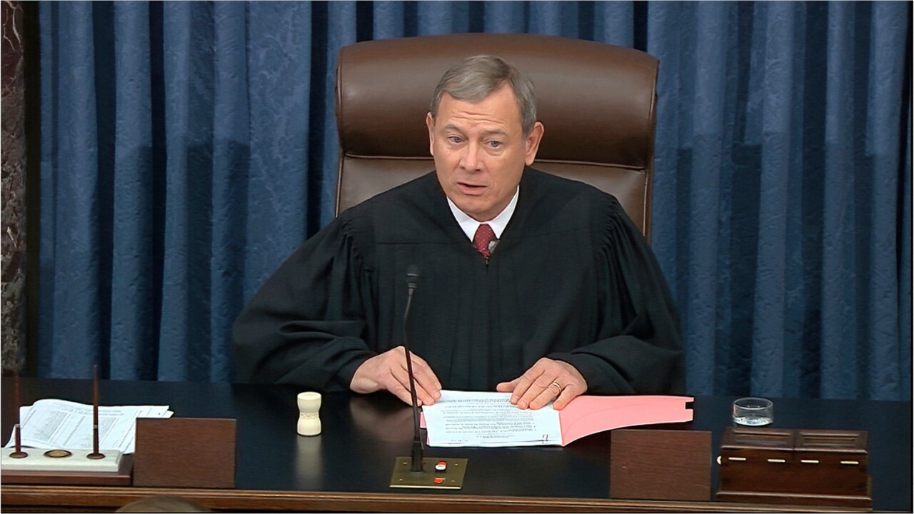Who are the 9 justices of the Supreme Court?