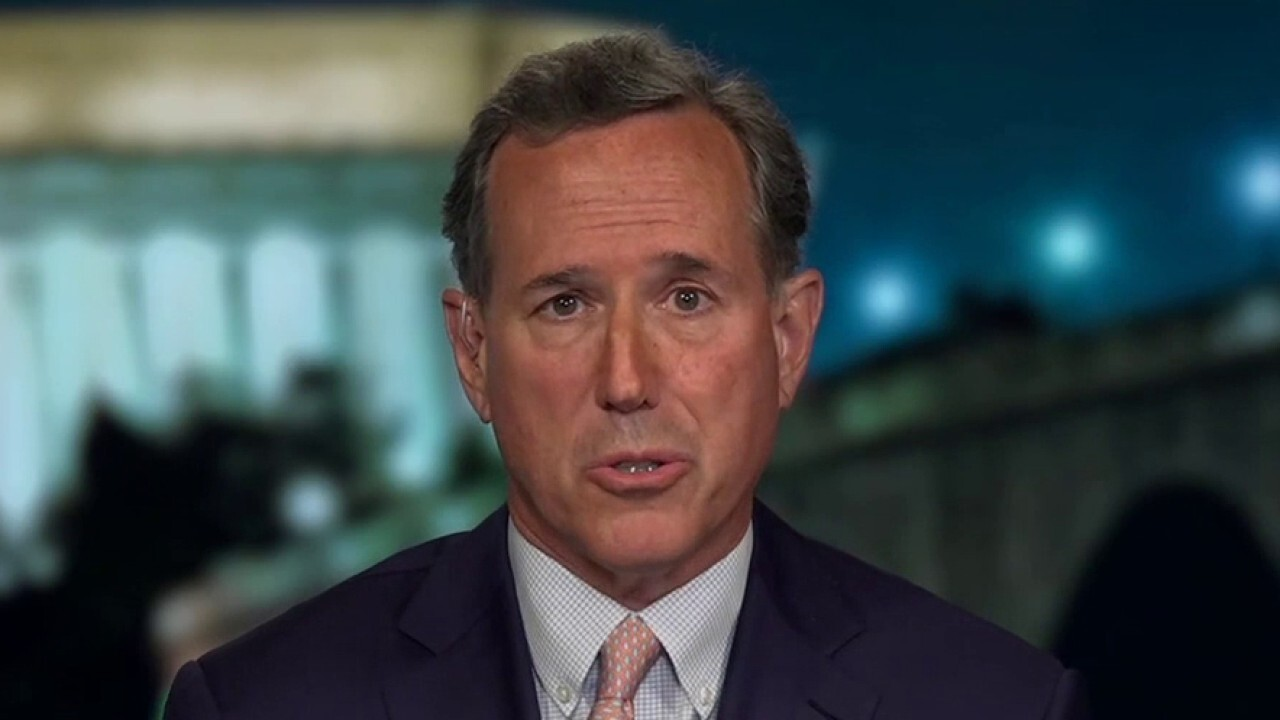 Rick Santorum on CNN departure: 'You get savaged for telling the truth'