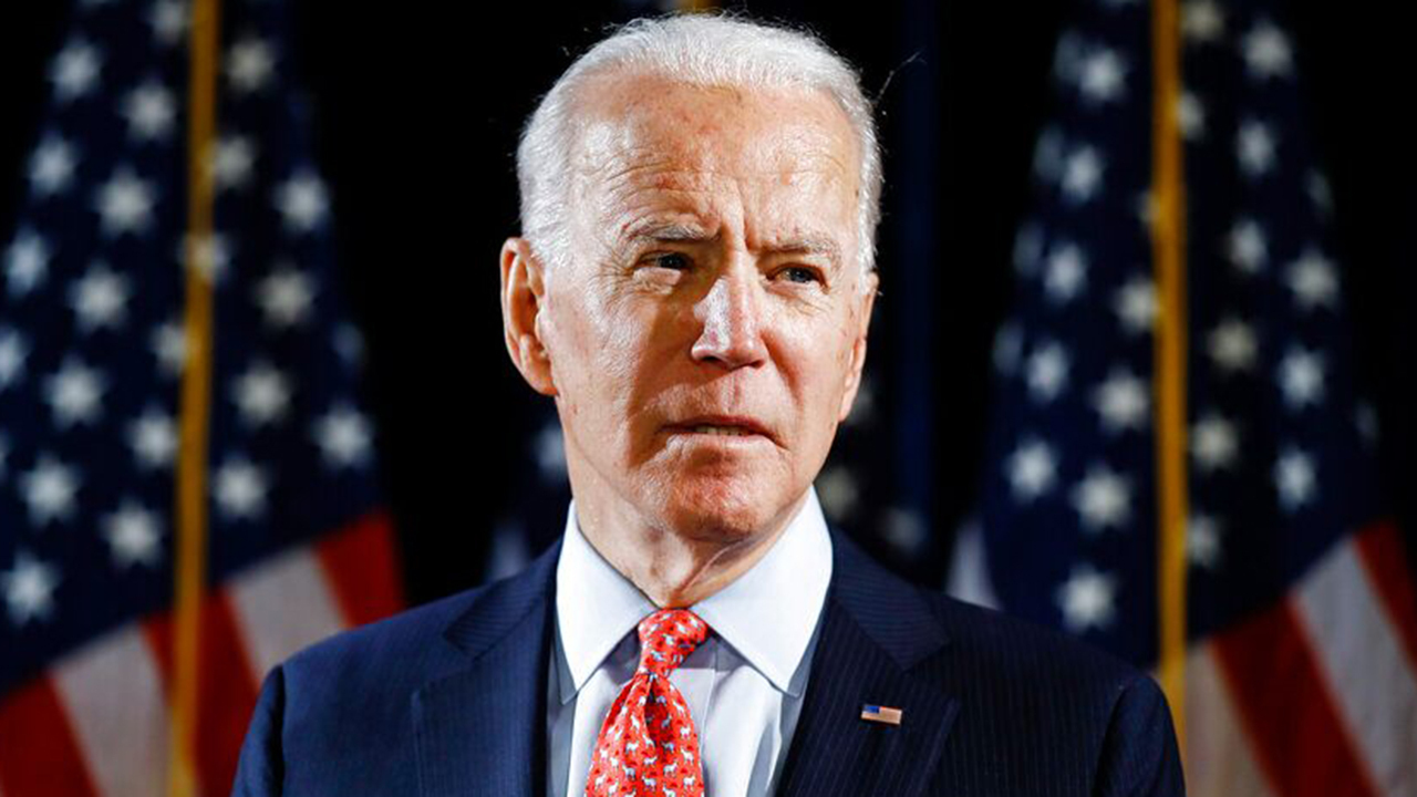 Biden doesn't think staying home during COVID-19 is hurting his campaign