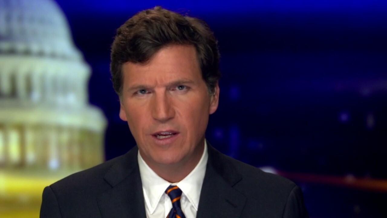 Tucker: American power centers align to get Joe Biden elected