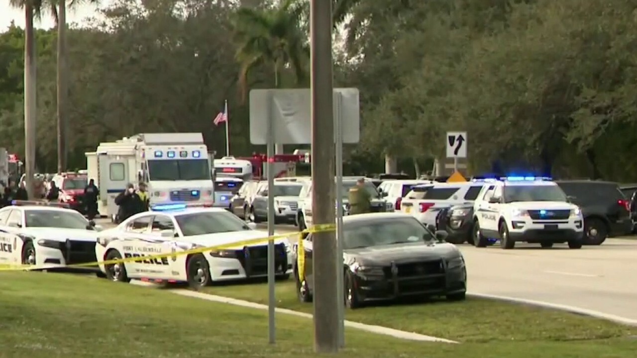 Florida suspect used doorbell camera to monitor approaching FBI agents: report
