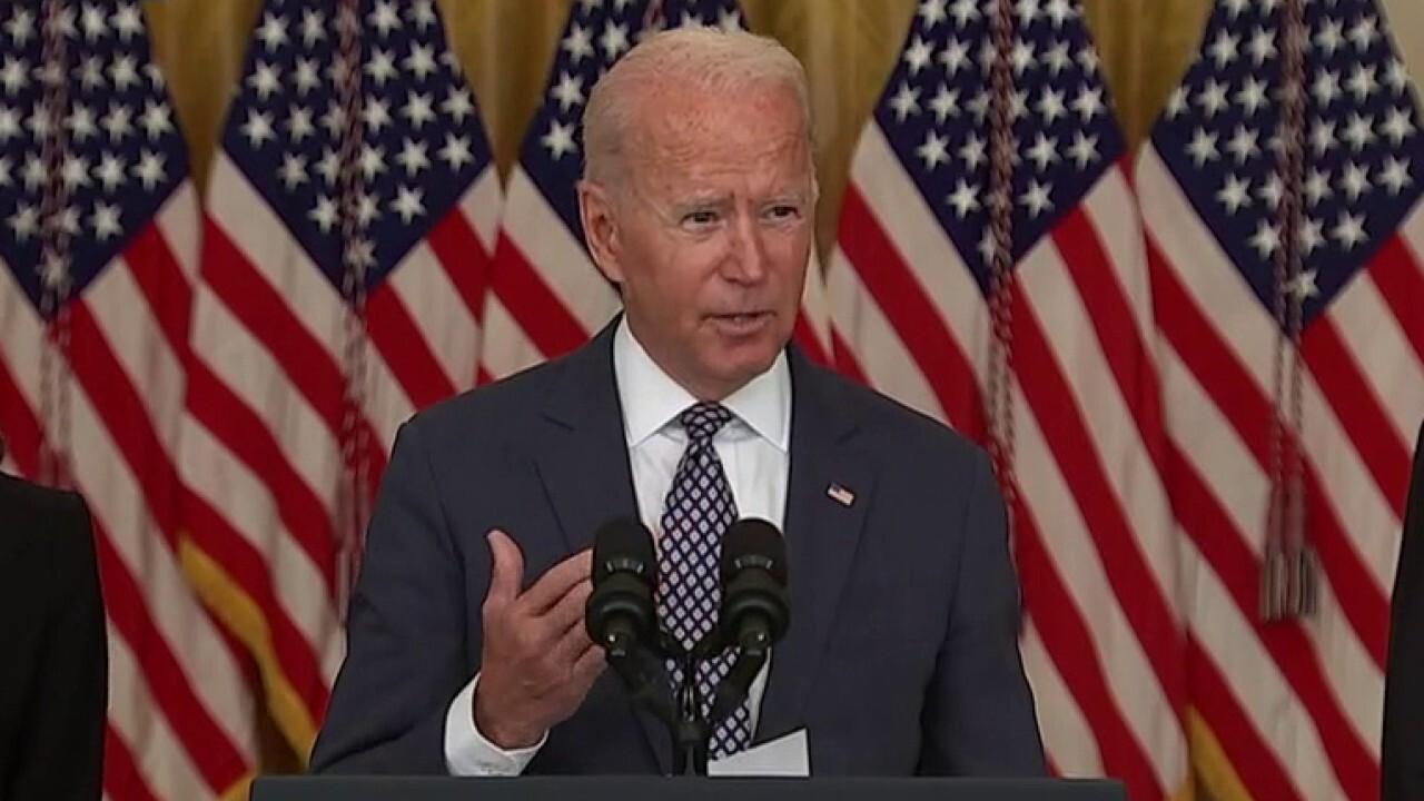 'The Five' question if Biden lied during 'disturbing' national address