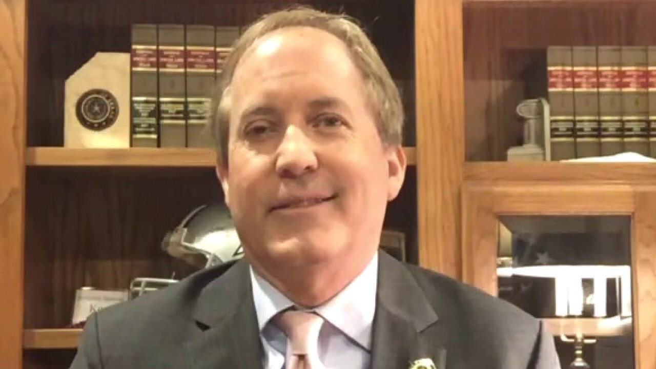Ken Paxton: Open borders costing Texas billions of dollars