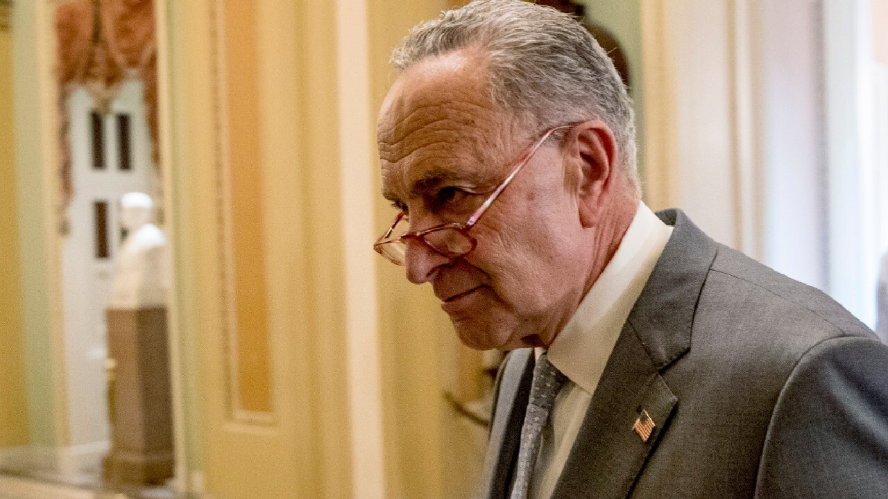 Schumer urges White House to appoint czar to oversee production, distribution of coronavirus supplies