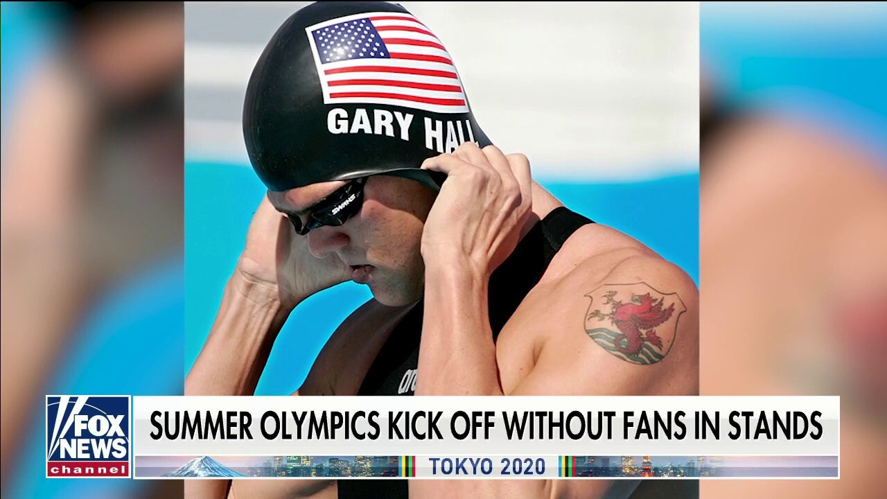 Former Olympic swimmer: Absence of fans 'affects every athlete' at Olympics