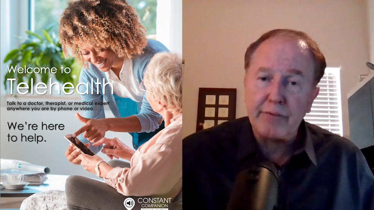 Exclusive: How telehealth is being deployed to help older Americans amid coronavirus