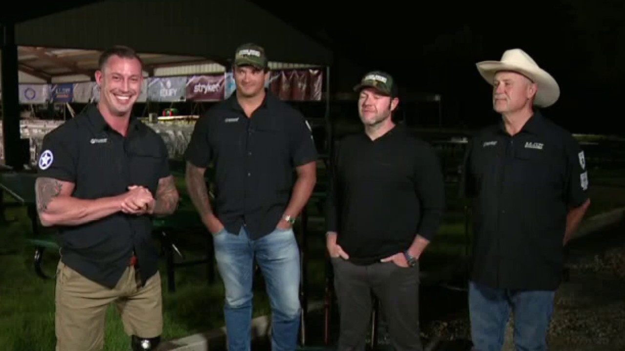 10th annual Boot'n and Shoot'n fundraiser for veterans