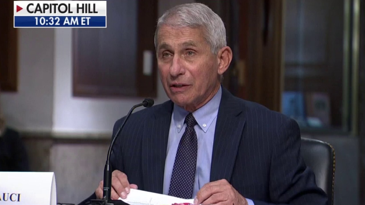 Dr. Fauci: 'No guarantee' we will have a safe, effective vaccine