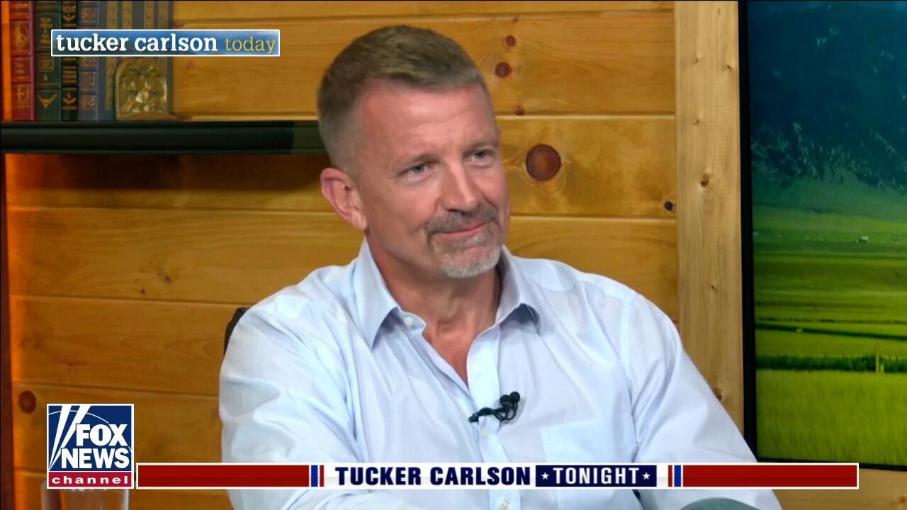 Erik Prince recalls saving Joe Biden, John Kerry from Taliban territory