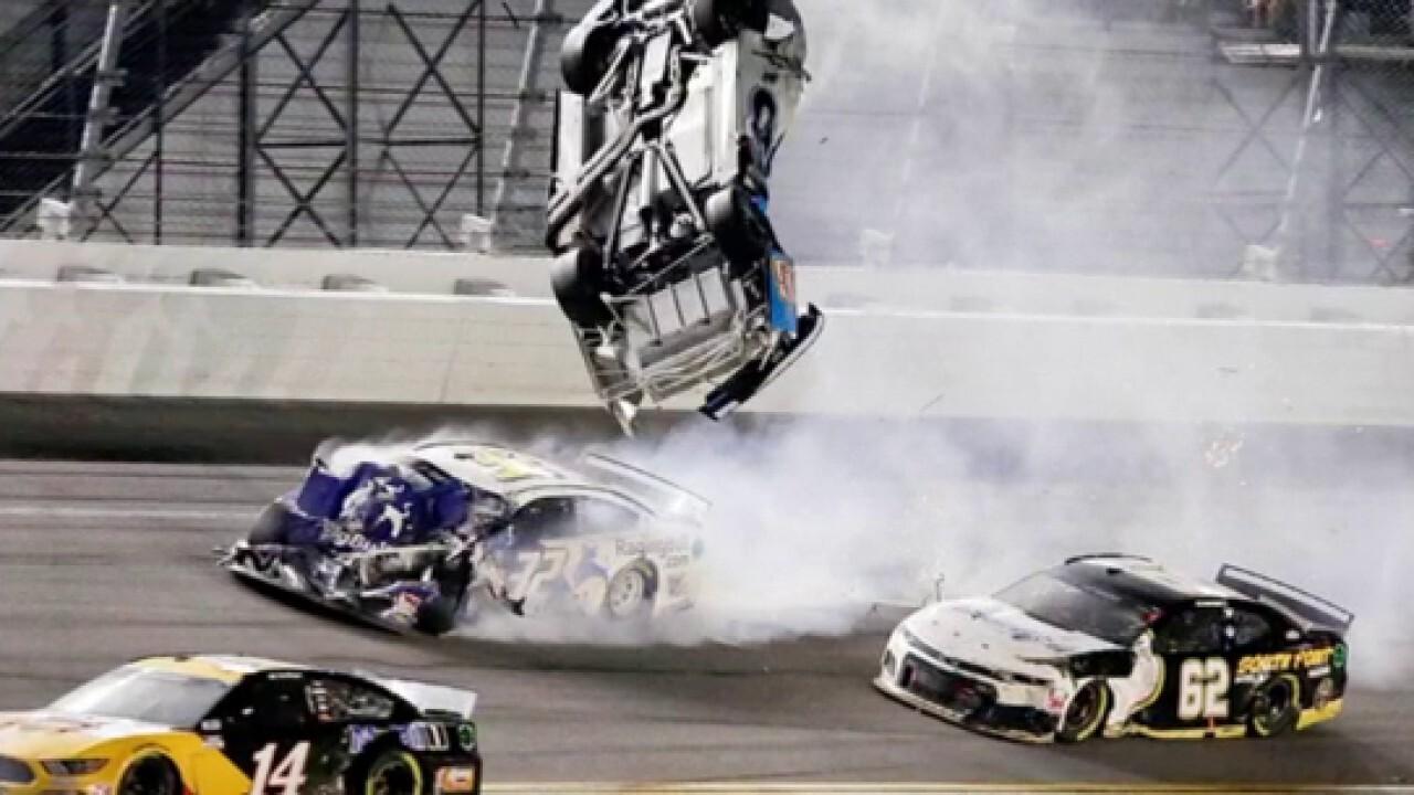 NASCAR community rallies around Ryan Newman after Daytona 500 crash