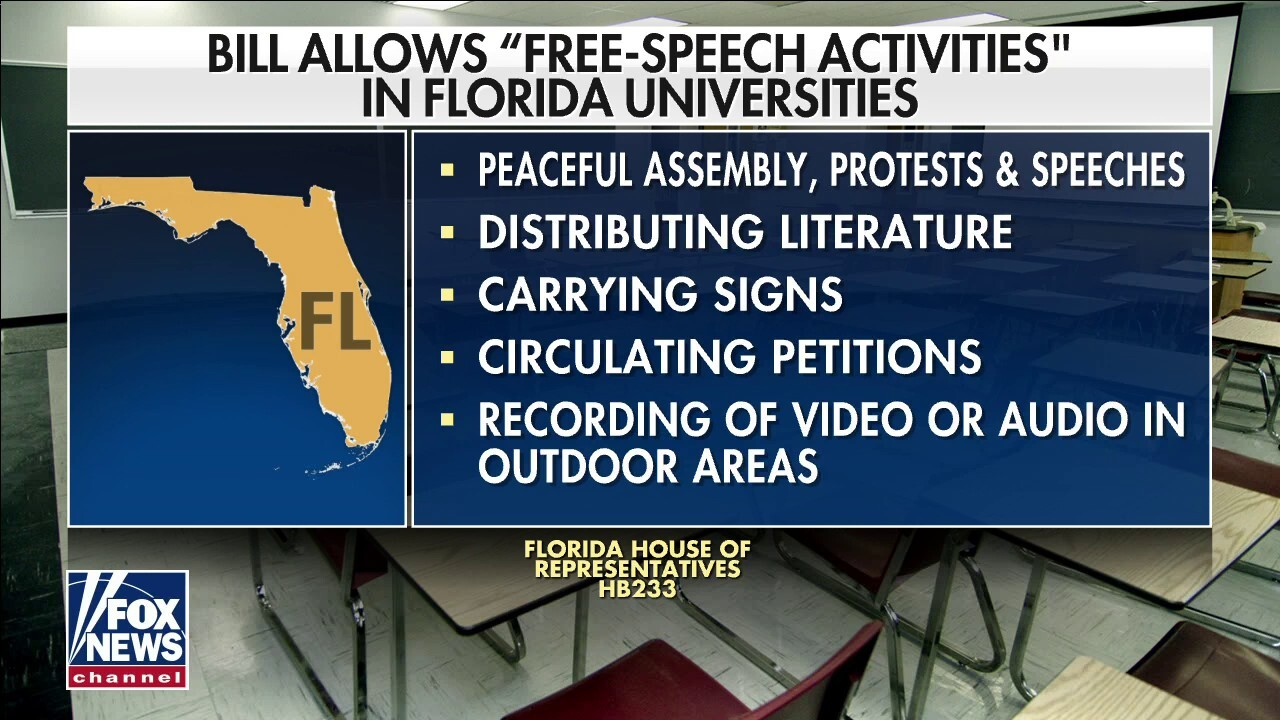 Florida lawmakers take on cancel culture in classroom